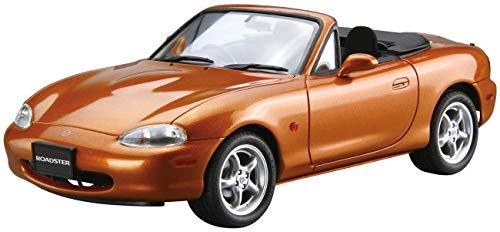 1/24 ザ・モデルカー No.117 マツダ NB8C ロードスター RS '99