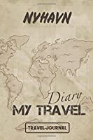Nyhavn Travel Diary: My personal Trip Diary | Nyhavn Edition | Up to 120 Days