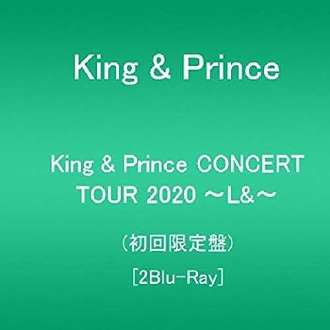 King & Prince CONCERT TOUR 2020 ~L&~(初回限定盤)(2Blu-Ray)[Blu-Ra…