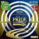 東芝 ネオスリムZ PRIDE(プライド) 環形「サークライン」 20形+27形+34形 3波長形昼光色 FHC202734ED-PDL3PN