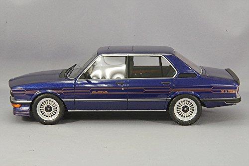 ☆ オットー 1/18 BMW アルピナ B7 S ターボ (E12) ダークブルー
