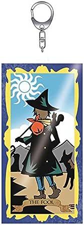 ロクでなし魔術講師と禁忌教典 愚者のアルカナ アルカナ型アクリルキーホルダー