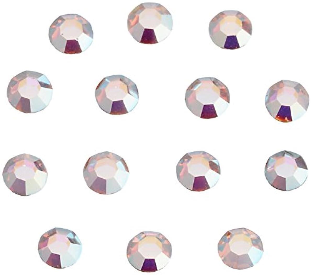 ブーム養う続編ネイルアートパーツ クリスタルAB SS3:約1mm 240P