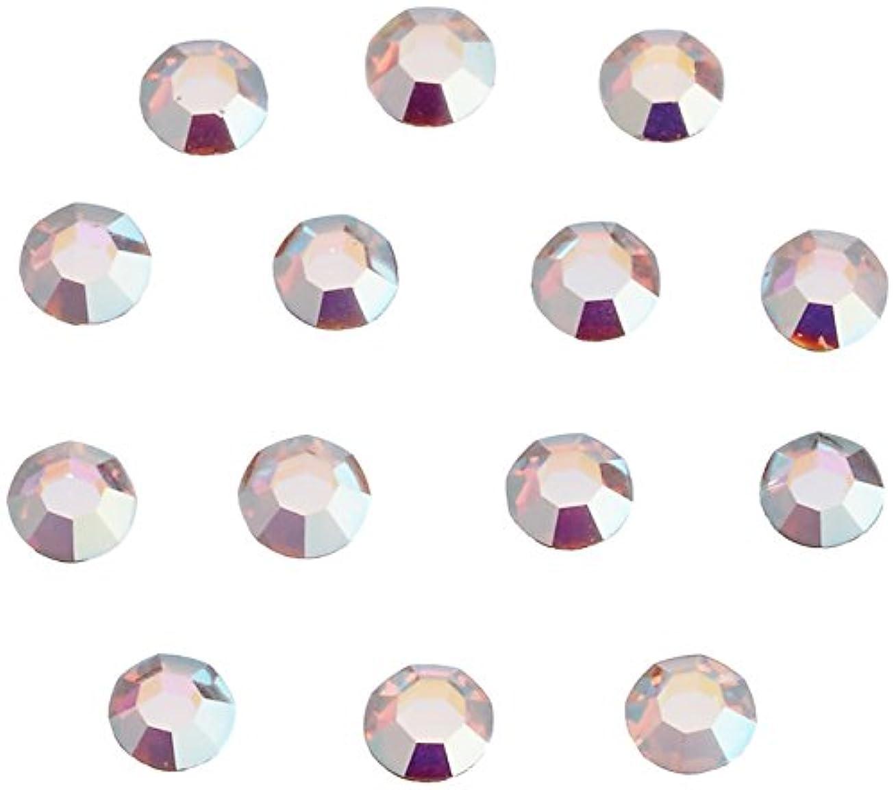 矢印おいしい受益者ネイルアートパーツ クリスタルAB SS3:約1mm 240P