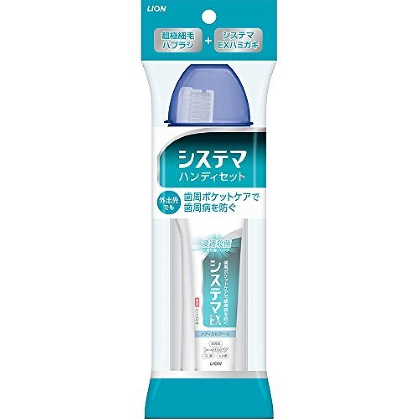 ベル予防接種シートデンターシステマ ハンディセット 6セット