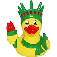 USA Company Rubber Duck Bath Toy Statue of Liberty [並行輸入品]
