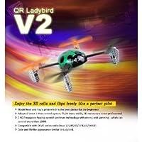 ラジコン ヘリコプター ワルケラ/QR Lady Bird V2 + プロポ devo7E