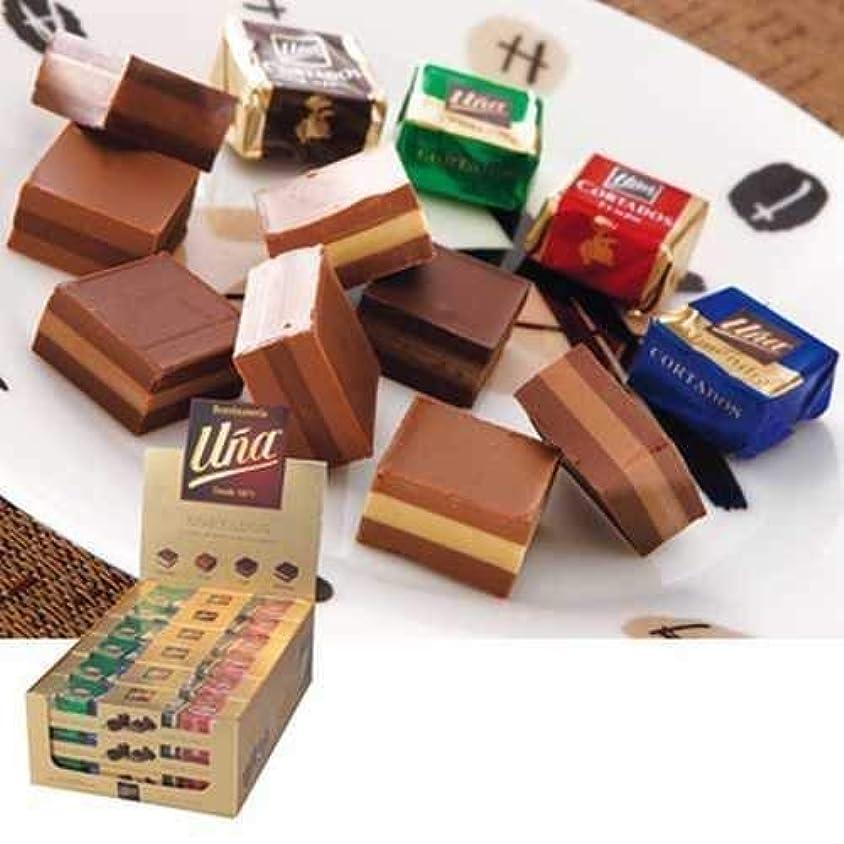 高層ビル流暢憎しみコルタドス(CORTADOS) ミニ チョコレート 18箱セット 【スペイン 海外土産 輸入食品 スイーツ】