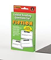 EDUPRESS GUIDED READING QUESTION CARDS by EDUPRESS