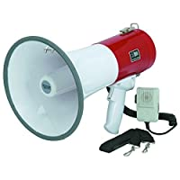 50 Watt Megaphone with Safety Siren from TNM by Unknown