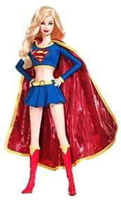 バービー DC スーパーヒーローズ スーパーガール L9639 (シルバーラベル)