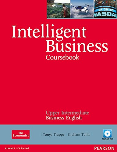 Intelligent Business Upper-Intermediate Coursebook with CD