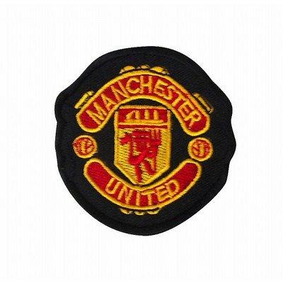 [해외]맨체스터 유나이티드 (검정) 엠블럼 문장 wap160/Manchester United (black) emblem patch wap 160