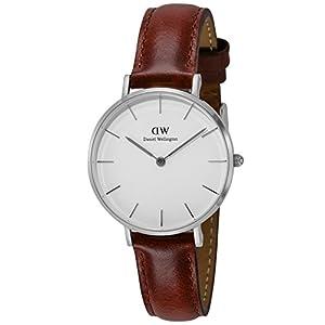 [ダニエル・ウェリントン]Daniel Wellington 腕時計 Classic Petite St Mawes ホワイト文字盤 DW00100187 【並行輸入品】