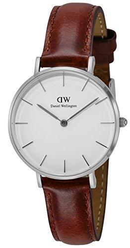 ダニエル ウェリントン Daniel Wellington 腕時計 Classic Petite St Mawes ホワイト文字盤 DW00100187  並行輸入品