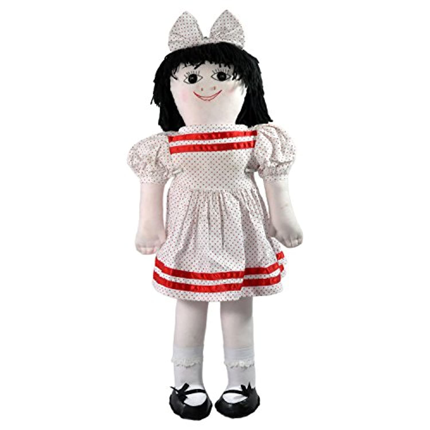 Nation of Dolls American Doll Polly White