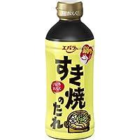 エバラ すき焼きのたれ 関東風(500mL) フード 料理の素・パスタソース 料理の素 [簡易パッケージ品] k1-4901108001936-ak