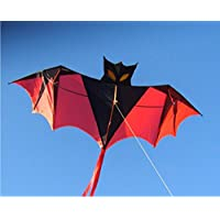 yeefant 1.8 M 70インチVampire Bat Kite One of the Best Selling Toysスポーツ1行ソフトウェア動物Kites FlyingアウトドアGames and Activities for Kids, Good計画Memorable Summer Fun