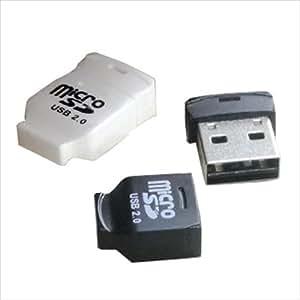 変換名人 microSDHC(最大32GB)/microSD(最大2GB)対応リーダーライター USB2.0(A平型オス)接続 超短&キャップ付 TF-USB2/M