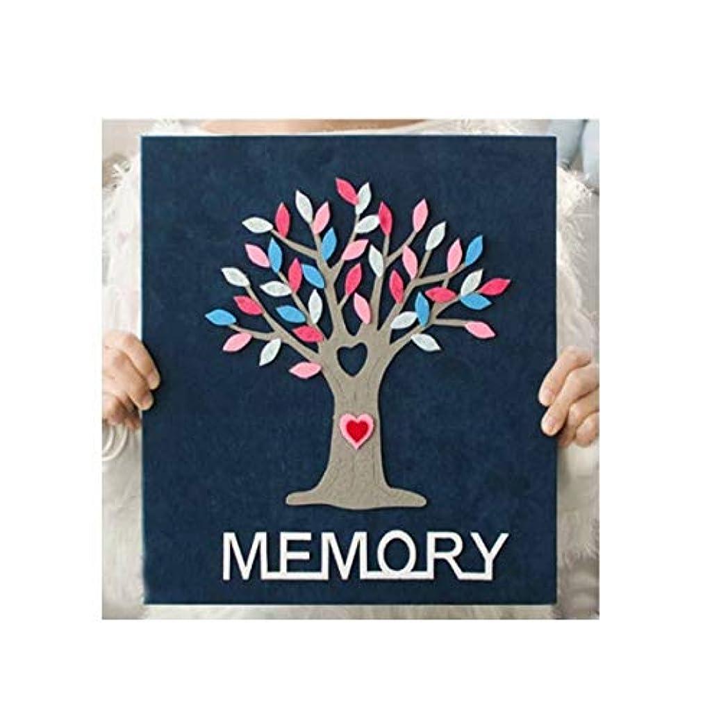 ジレンマ相互レビュアーCHUJIAN フォトアルバム、粘着性のある伝統的なフォトアルバム、手作りの漫画の赤ちゃん子供の成長記録簿(400枚の写真を収容可能、グレー) (Color : D)