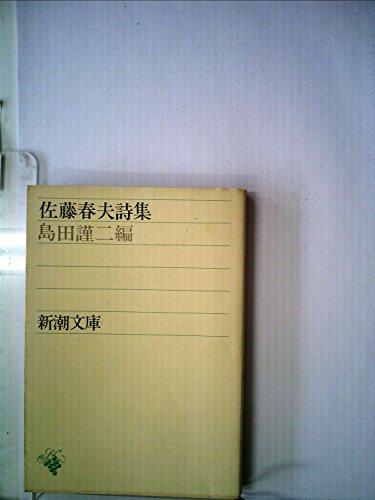 佐藤春夫詩集 (新潮文庫)の詳細を見る