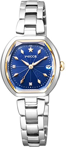 CITIZEN nữ bán chạy tại Nhật Bản/ Nữ [citizen] citizen watch wicca wicker solar tech radio clock happy diary kl 0 - 715 - 91 ladies'