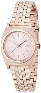 [ニクソン]NIXON SMALL TIME TELLER: ALL ROSE GOLD NA399897-00 レディース 【正規輸入品】