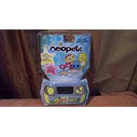Neopets Electronic Handheld 10 in 1 Game with Virtual Prize Code by Neopets [並行輸入品]