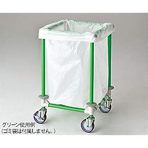 ナビス リネンカート 抗菌・防カビ FSイレクター(R)neo グリーン NFSLC-G / 8-6549-15