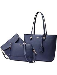 カバン レディース ショルダーバッグ 通勤バッグ レディース 鞄女性用 3点セット a4 高級合皮 7色 通勤 ビジネス 入学式 誕生日プレゼント