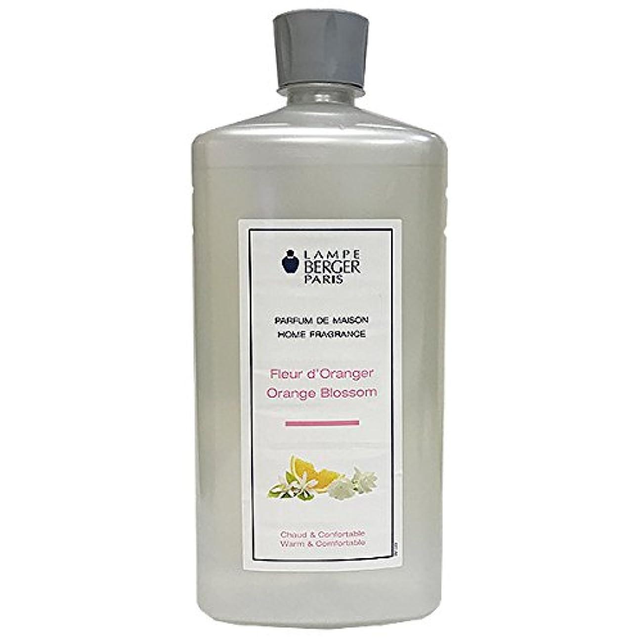 不完全のスコアエイリアンランプベルジェ アロマオイル(オレンジブロッサム)1L