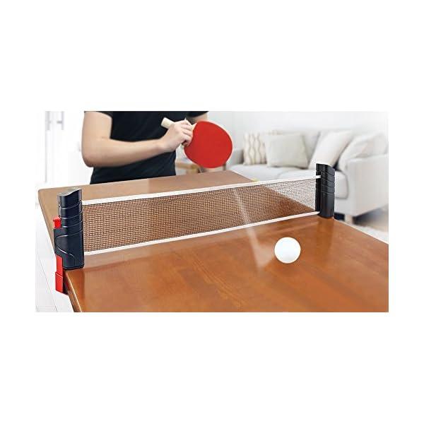 ポータブル卓球セットの紹介画像3