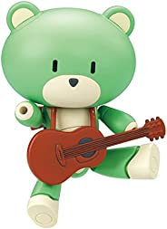 HGPG ガンダムビルドファイターズトライ プチッガイ サーフグリーン&ギター 1/144スケール 色分け済みプ