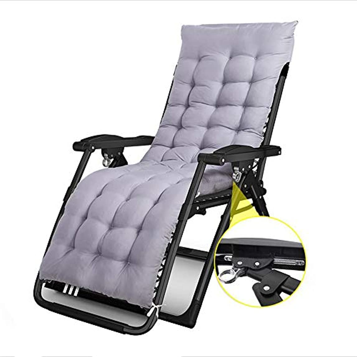 に向けて出発浸食味わうTiao ZHAN ランチブレーキ 折りたたみ椅子/スリーピングチェア/ロッキングチェア/レジャー/大人用レジャーチェア/高齢者用椅子 AA