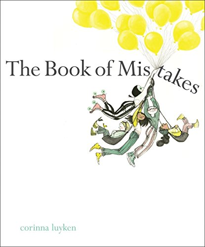 『The Book of Mistakes』の1枚目の画像