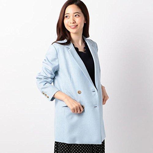 ミューズ リファインド クローズ(MEW'S REFINED CLOTHES) 『steady.5月号掲載』ロングテーラードジャケット
