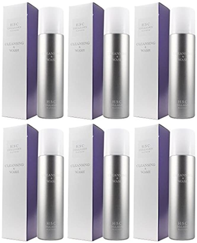 超高層ビルお誕生日アリミノ 塗るサプリ クレンジング&洗顔 180g×6本