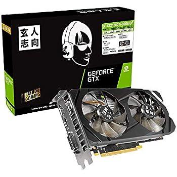 玄人志向 NVIDIA GeForce GTX 1660Ti 搭載 グラフィックボード 6GB デュアルファンモデル GF-GTX1660Ti-E6GB/DF