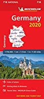Germany 2020 - Michelin National Map 718 (Michelin National Maps)