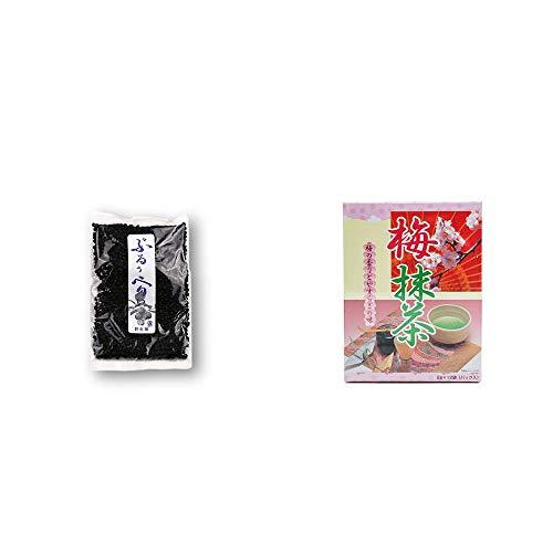 [2点セット] 野生種ぶるぅべりぃ(260g)・梅抹茶[小](12袋)