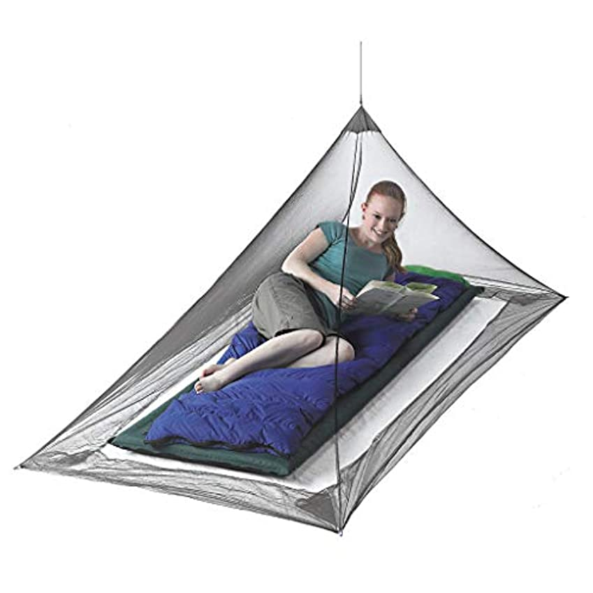 ドキドキ終わり思春期のSea to Summit Nano Mosquito Pyramid Net - - Single filet anti moustique