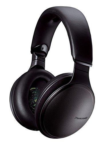 パナソニック 密閉型ヘッドホン ワイヤレス ハイレゾ音源対応 ノイズキャンセリング ブラック RP-HD600N-K