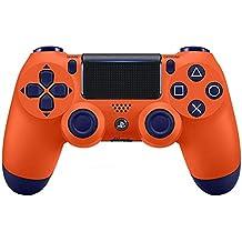 Dualshock 4 Controller Sunset Orange