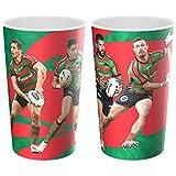 South Sydney Rabbitohs NRL 4 Player Design 650mL Tumbler Cup Mug