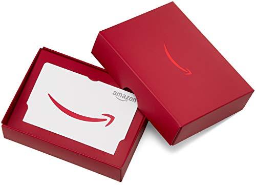 Amazonギフト券 ボックスタイプ -  バリアブル(レッド)
