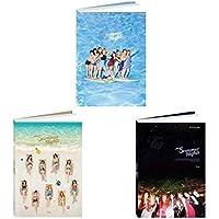 3枚セット Summer Nights [ A + B + C ver SET ] (韓国盤)(初回特典フォトカード3種付き)