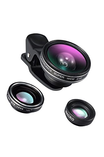 TaoTronics カメラレンズキット