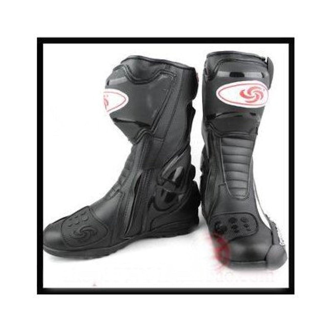 手入れ五十ウッズAJK レーシングブーツバイクシューズレーシングブーツ/最新モデル/ SIZE44/約28cm 1069 