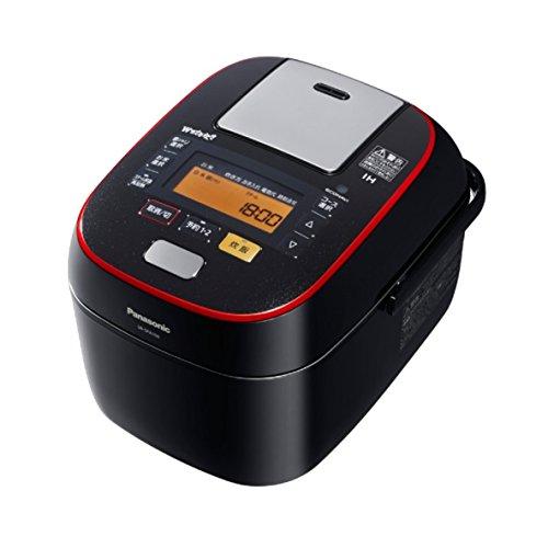 RoomClip商品情報 - パナソニック 5.5合 炊飯器 圧力IH式 Wおどり炊き ブラック SR-SPA106-K