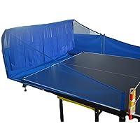 Voodans 卓球台拾球ネット   練習用 集球ネット 卓球台取り付けネット 組み立てなし 二重オックスフォード リバウンド防止